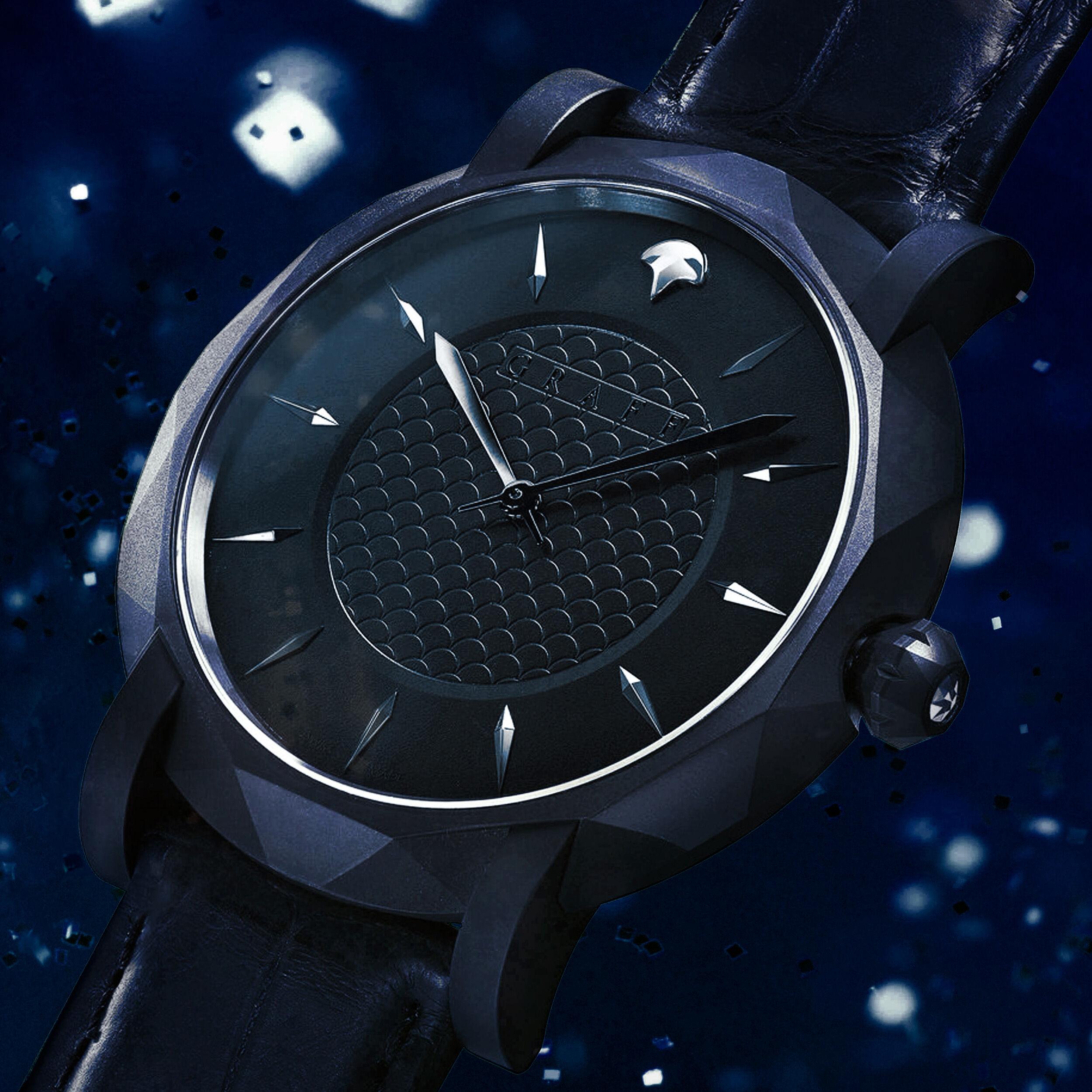 Graff Eclipse watch