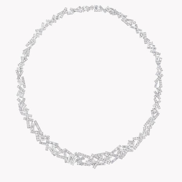 Threads钻石高级珠宝项链, , hi-res