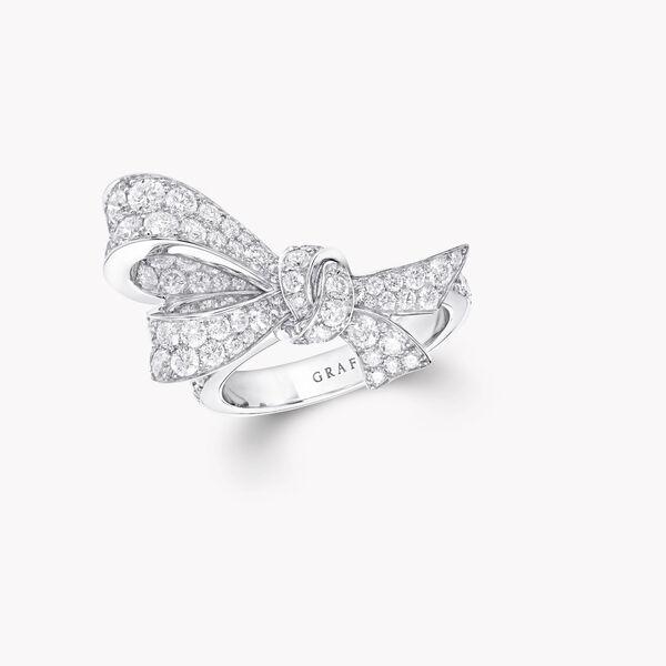 Tilda's Bow钻石戒指, , hi-res