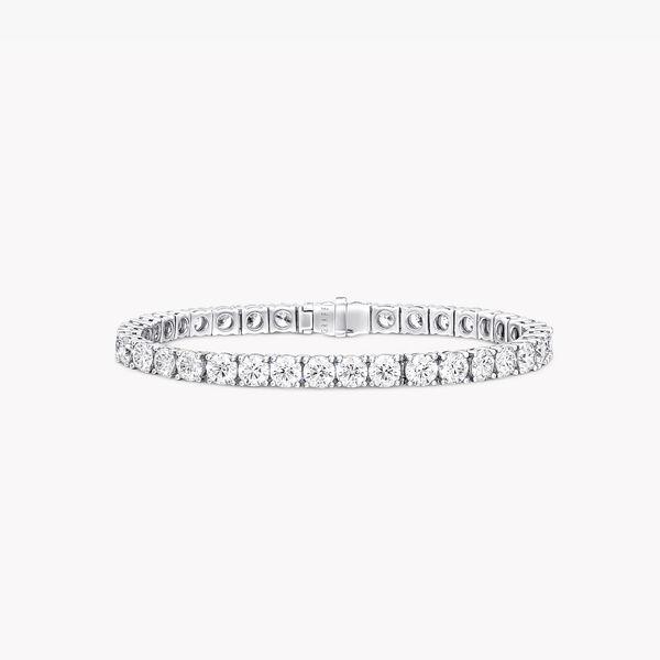 圆形钻石手链, , hi-res