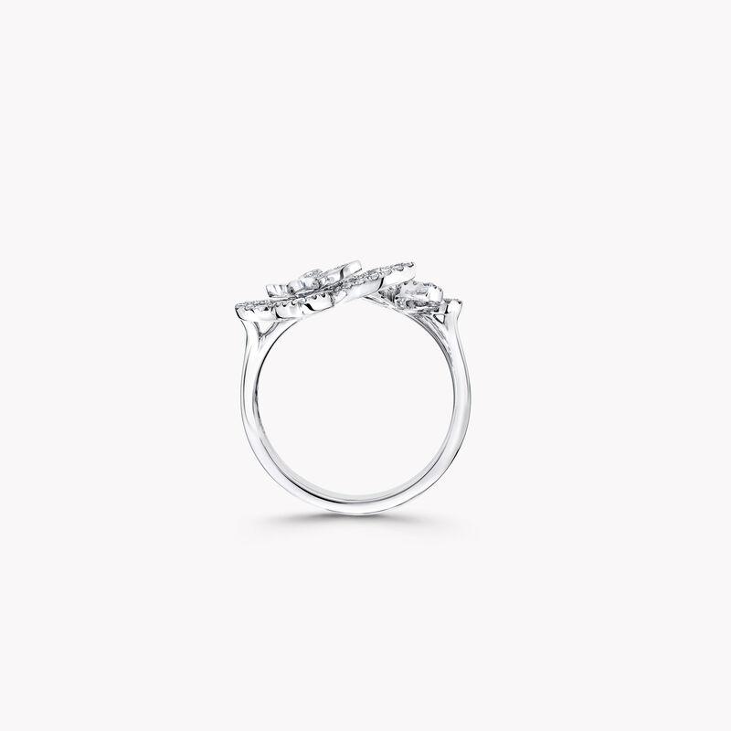 蝴蝶幻影双重奏钻石戒指, , hi-res