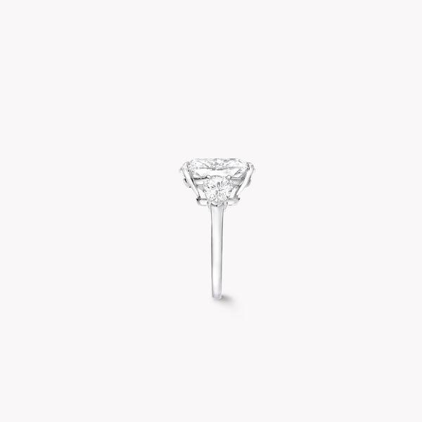 枕形切割钻石高级珠宝戒指, , hi-res