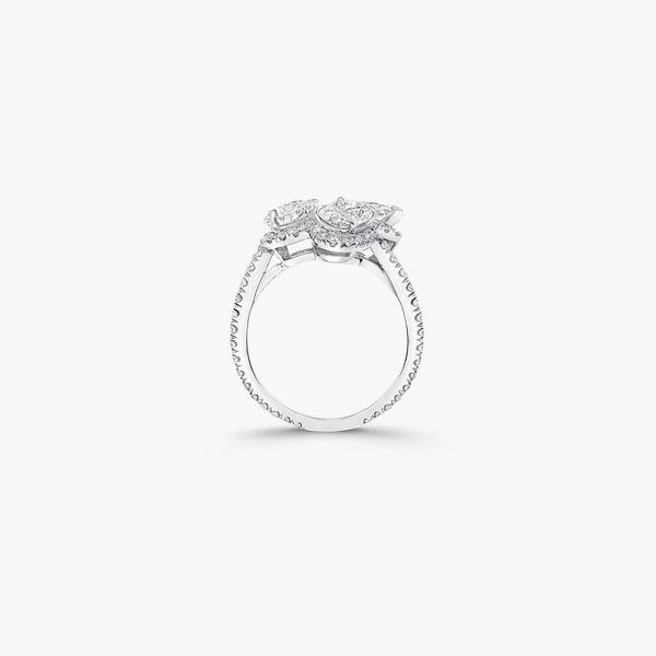 Icon多形切割钻石戒指, , hi-res