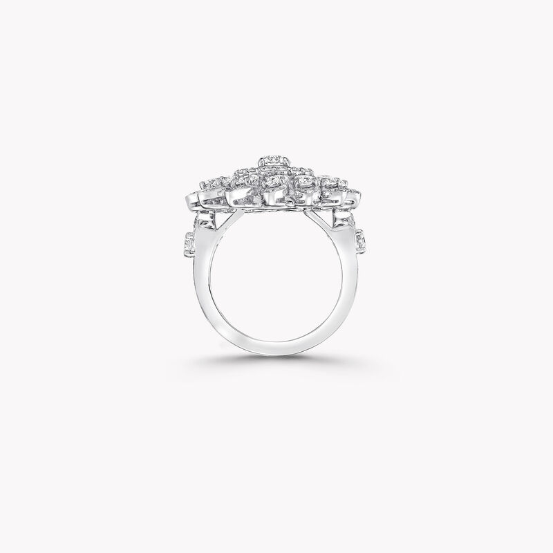 Graff Gateway Pavé Diamond Ring, , hi-res