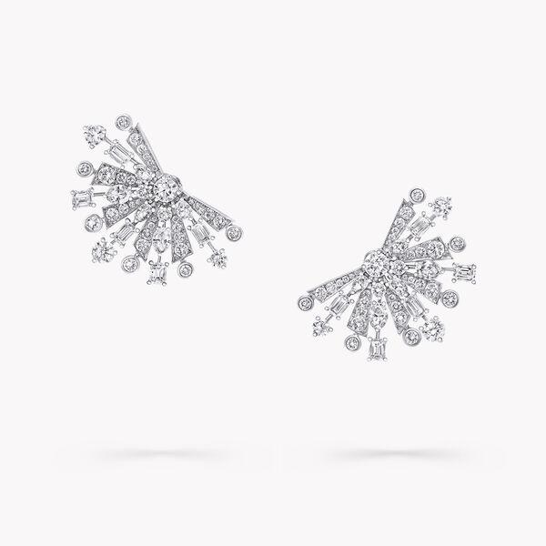 Solar钻石小耳钉, , hi-res
