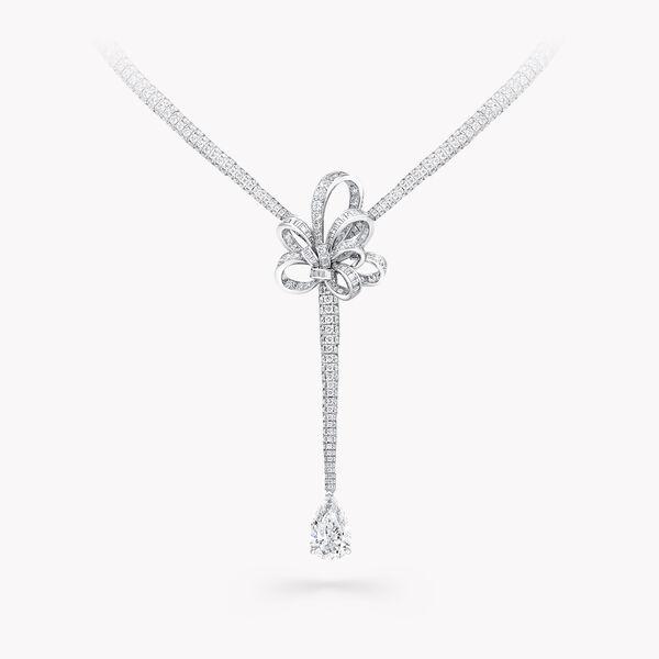 Tilda's Bow高级珠宝钻石项链, , hi-res