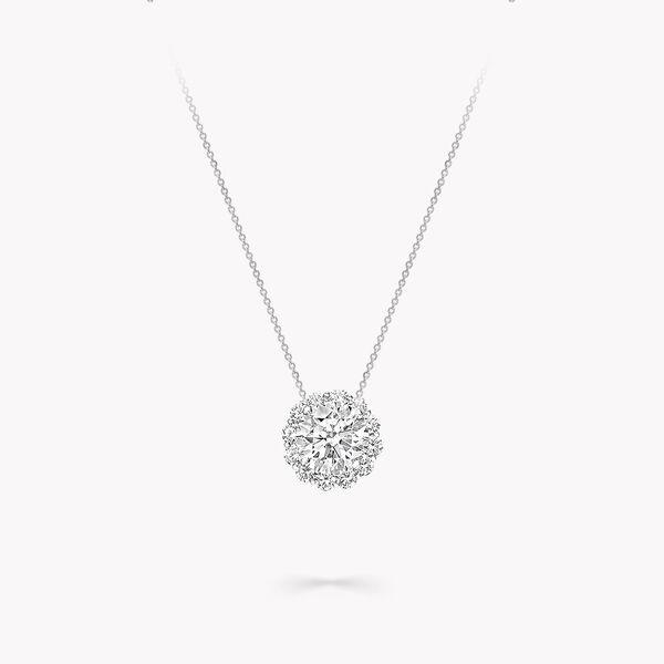 Icon圆形钻石吊坠, , hi-res
