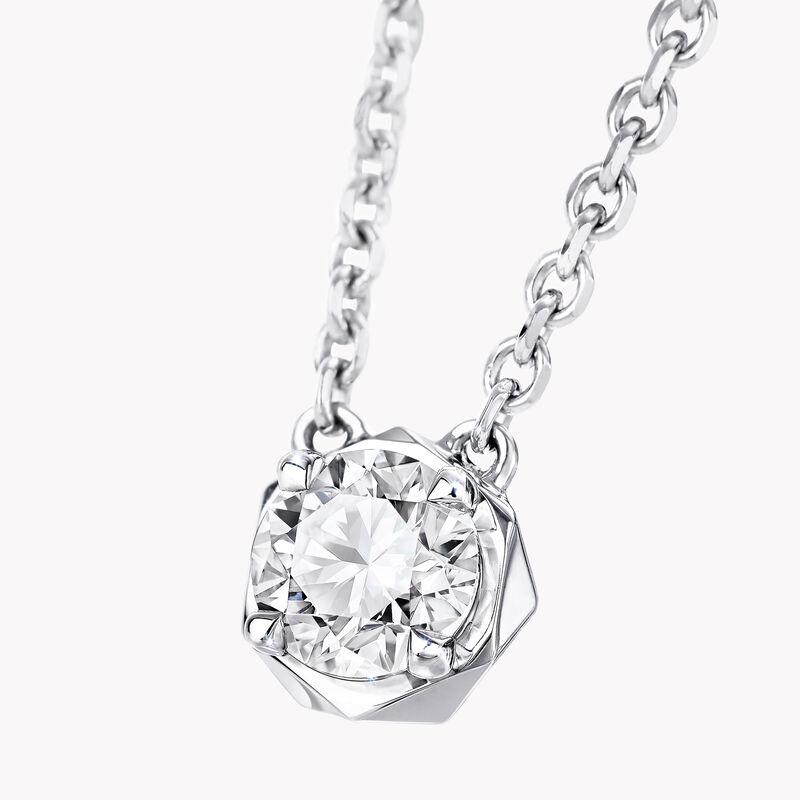Laurence Graff Signature Diamond Pendant, , hi-res