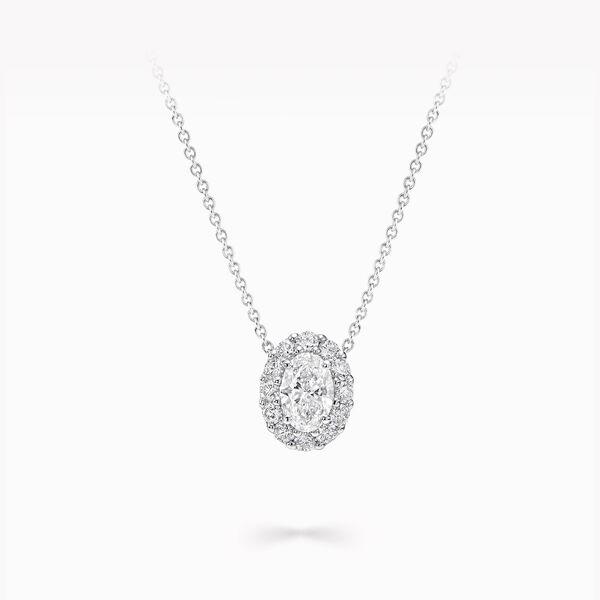 Icon椭圆形钻石吊坠, , hi-res