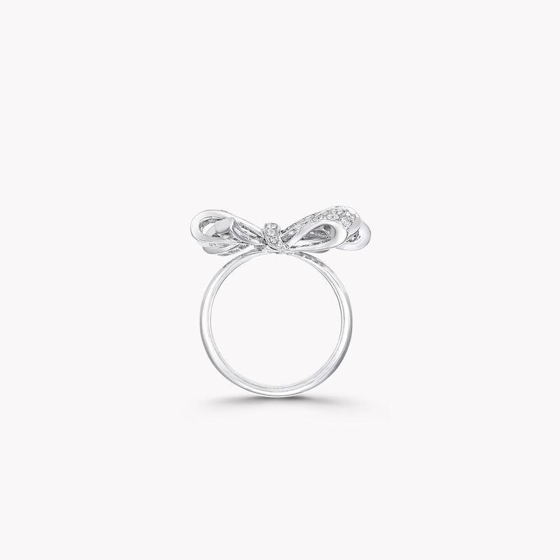 Tilda's Bow经典钻石戒指, , hi-res