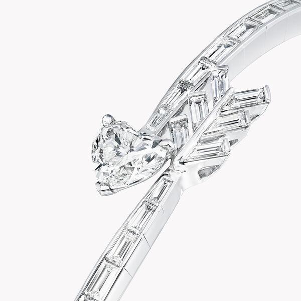 Duet箭形钻石手镯, , hi-res