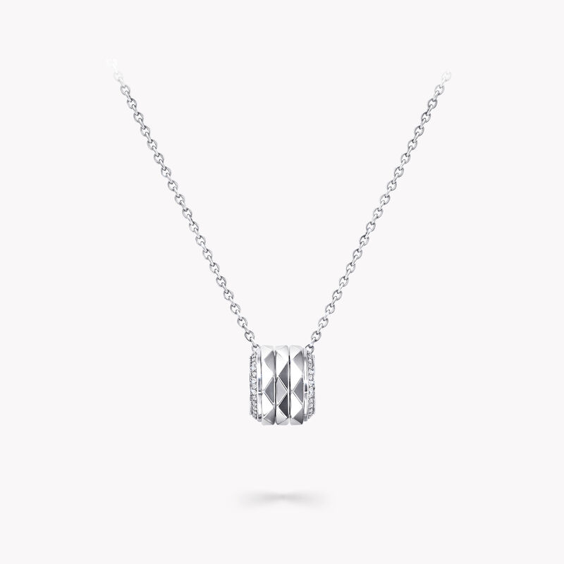 Laurence Graff Signature Triple Spinning Diamond Pendant, , hi-res