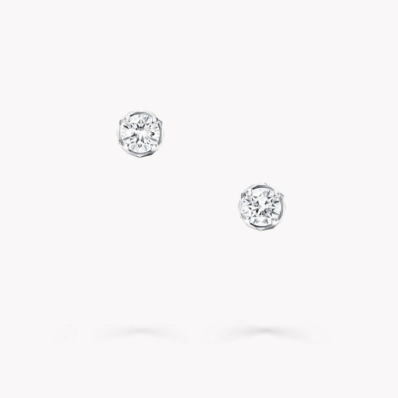 Laurence Graff Signature钻石耳钉, , hi-res