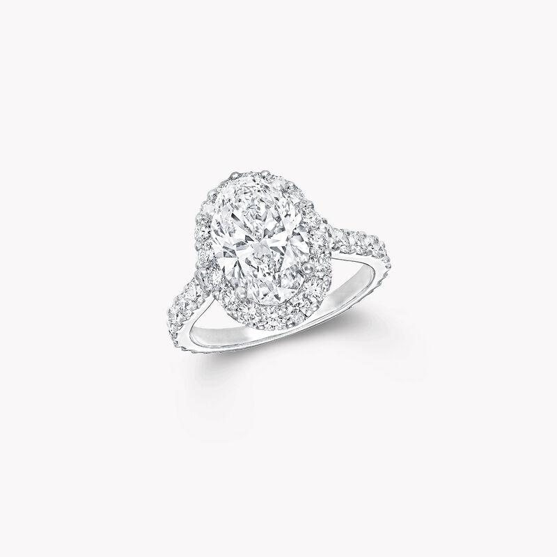 Icon椭圆形钻石戒指, , hi-res